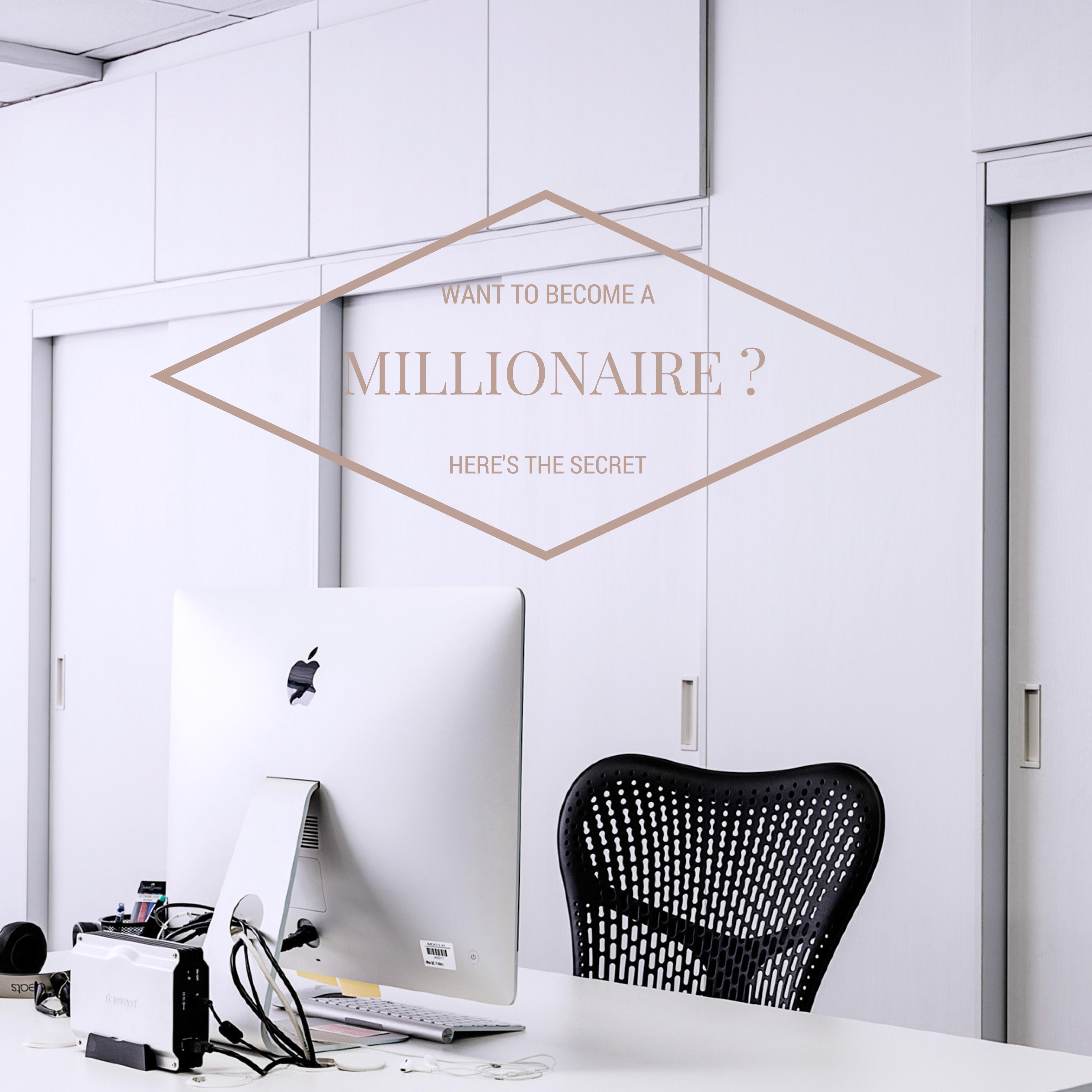 The Secret Element to Becoming a Millionaire – Hire, Hire, Hire