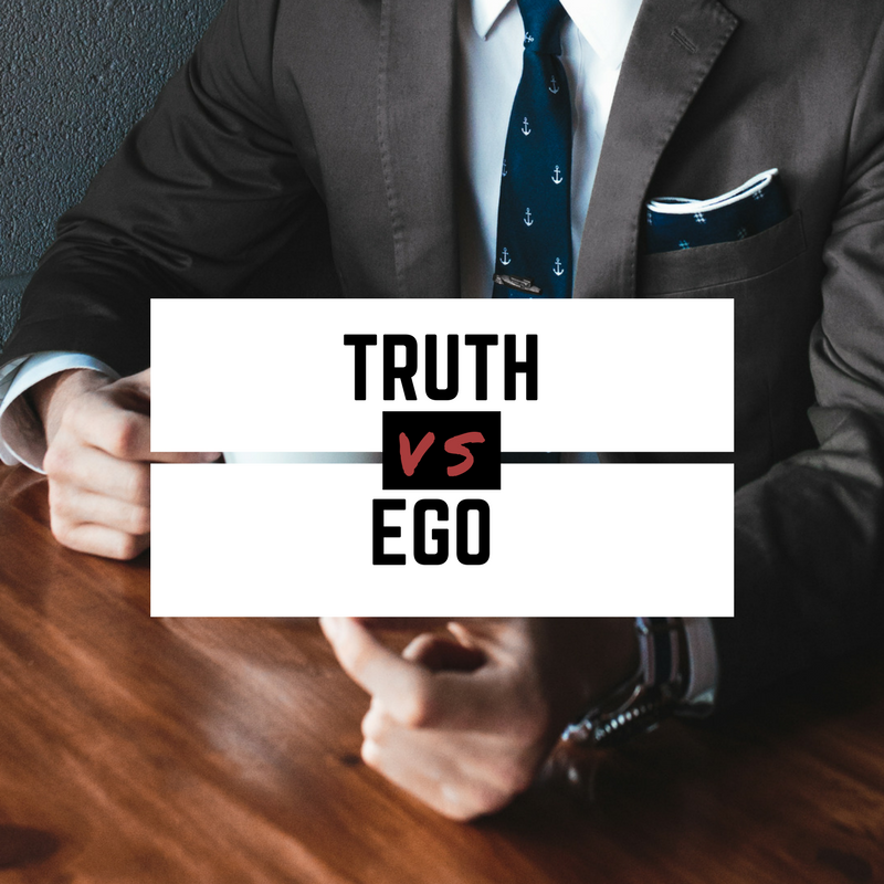 The Mother Fucker Principle – Truth and Ego