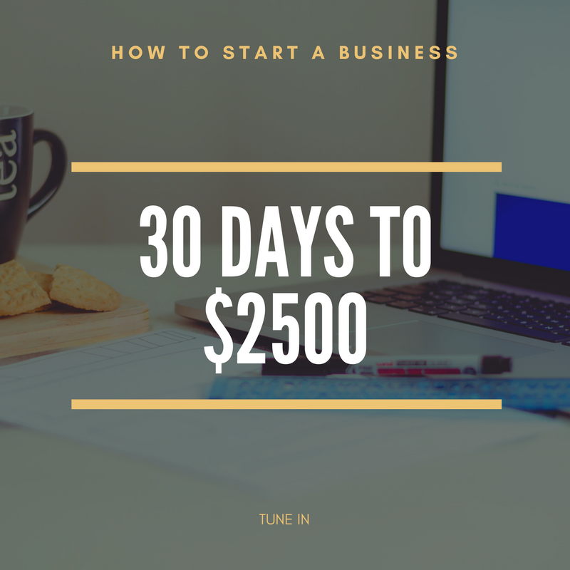 30 Days To $2500_ How To Start A Business HUSTLERS KUNG FU ONLINE COURSE ENROLL NOW