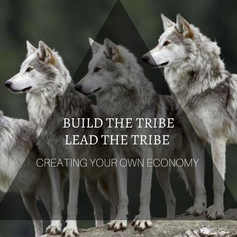 BUILD THE TRIBE LEAD THE TRIBE CREATING YOUR OWN ECONOMY HUSTLERS KUNG FU ONLINE COURSE ENROLL NOW