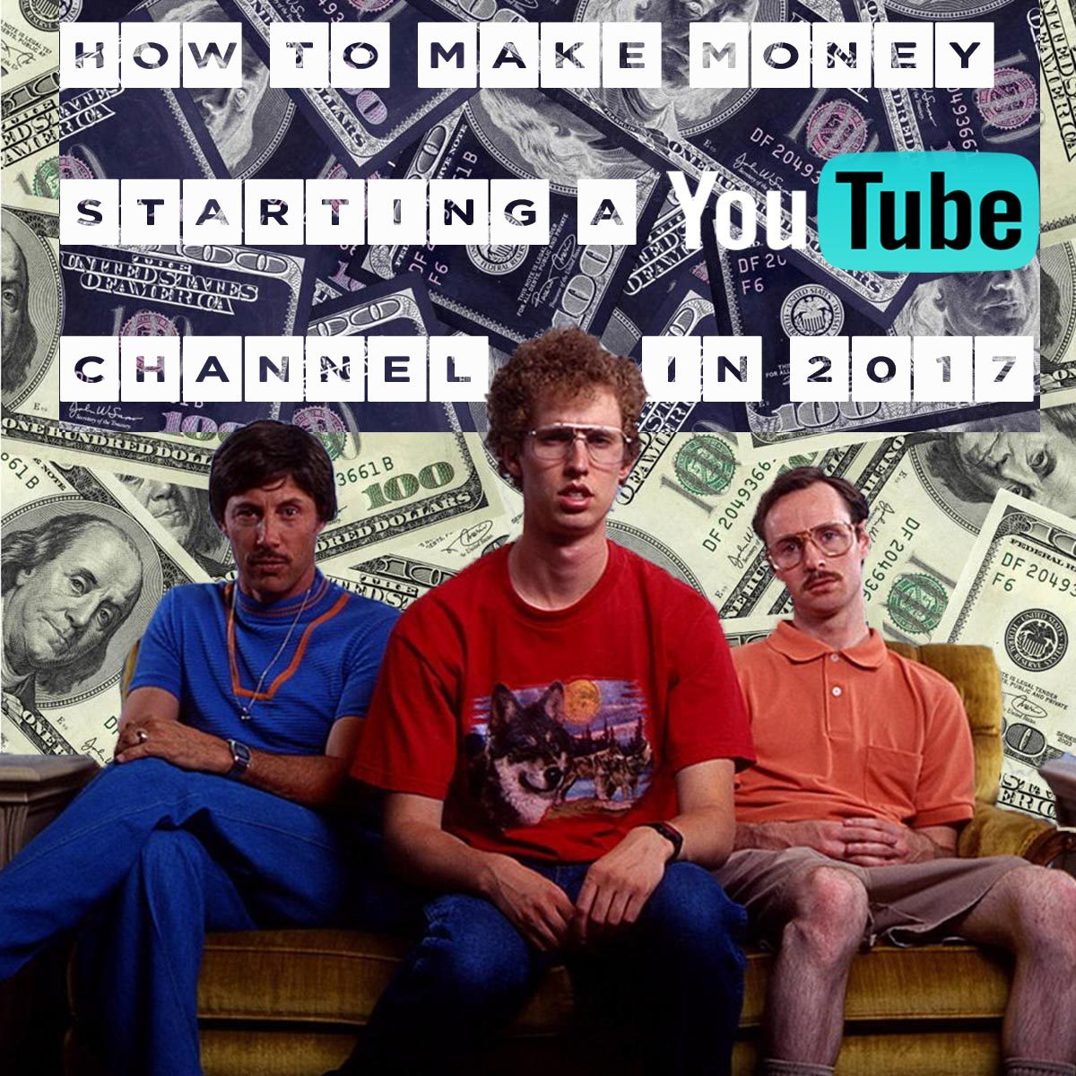 How to Make Money Starting a YouTube Channel in 2017