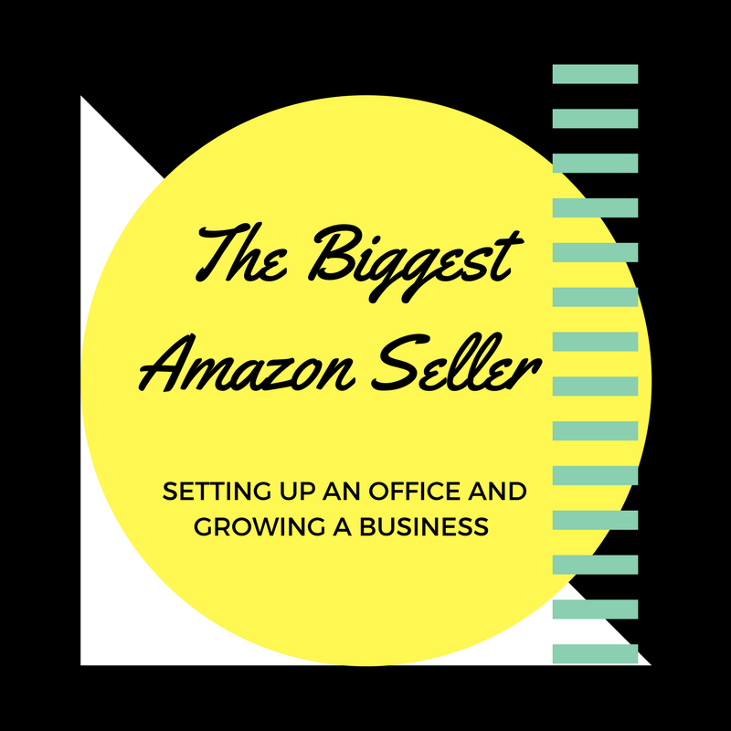 The Biggest Seller on Amazon_ Setting Up an Office_ Growing a Business Rant