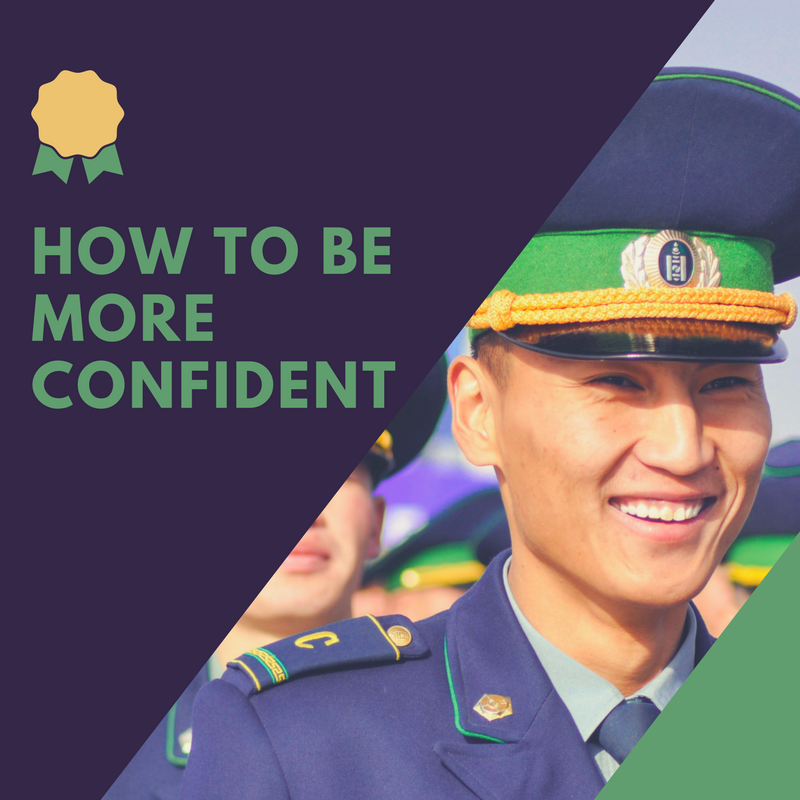 how be more confident as a To learn how to be more confident in yourself, you have to understand this key  distinction this is how i learned to become more confident.