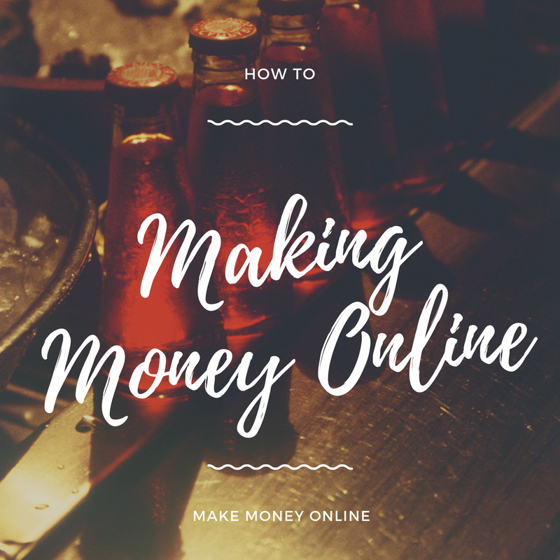 The Real Deal – How to Make Money Online