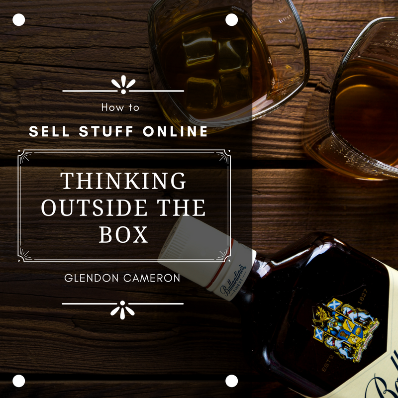 How to Sell Stuff Online Thinking Outside the Box