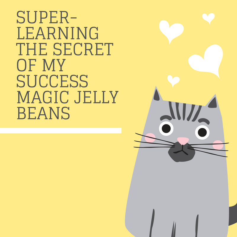 Super-Learning The Secret of My Success Magic Jelly Beans