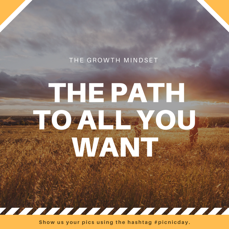 The Growth Mindset – The Path to All You Want